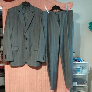 Men 1818 Fitzgerald Brooks Brothers suit